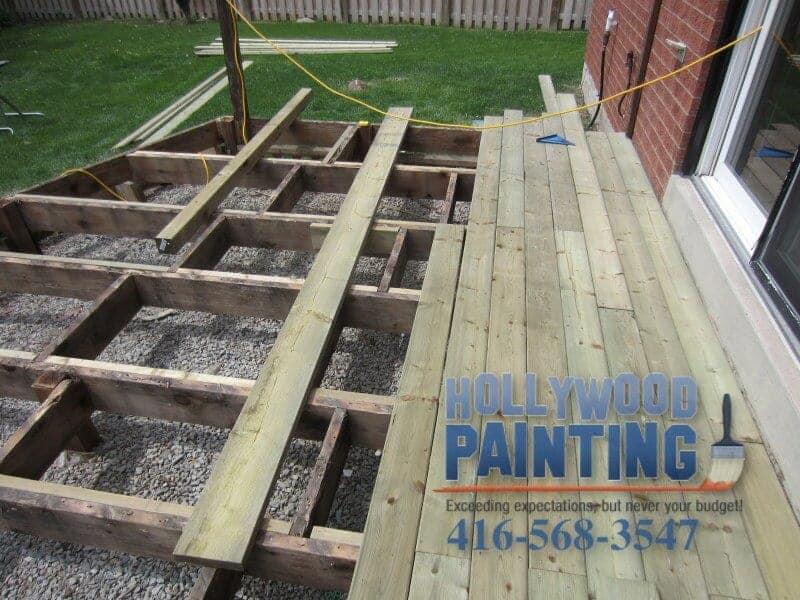 Deck building guide