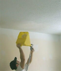 Painting and restoration services of stucco ceiling