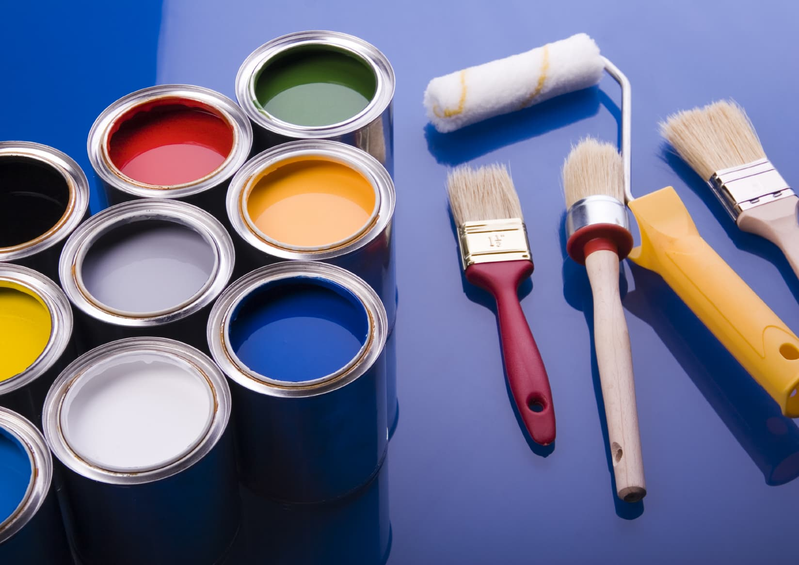 painting tips from the pros