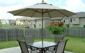 home improvement/new garden umbrella