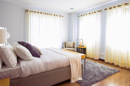Home decor ,new curtains