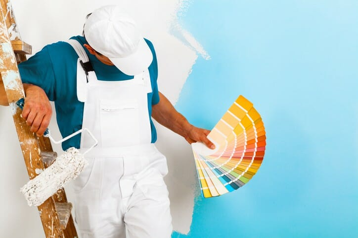 Mississauga painters color deck
