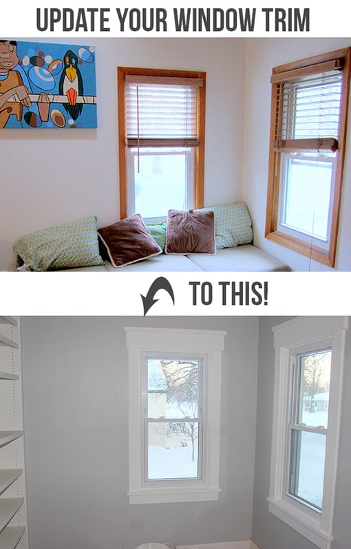 How to Install Craftsman Style Window Trim