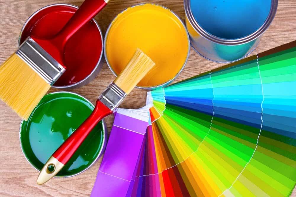 Benjamin Moore paint color