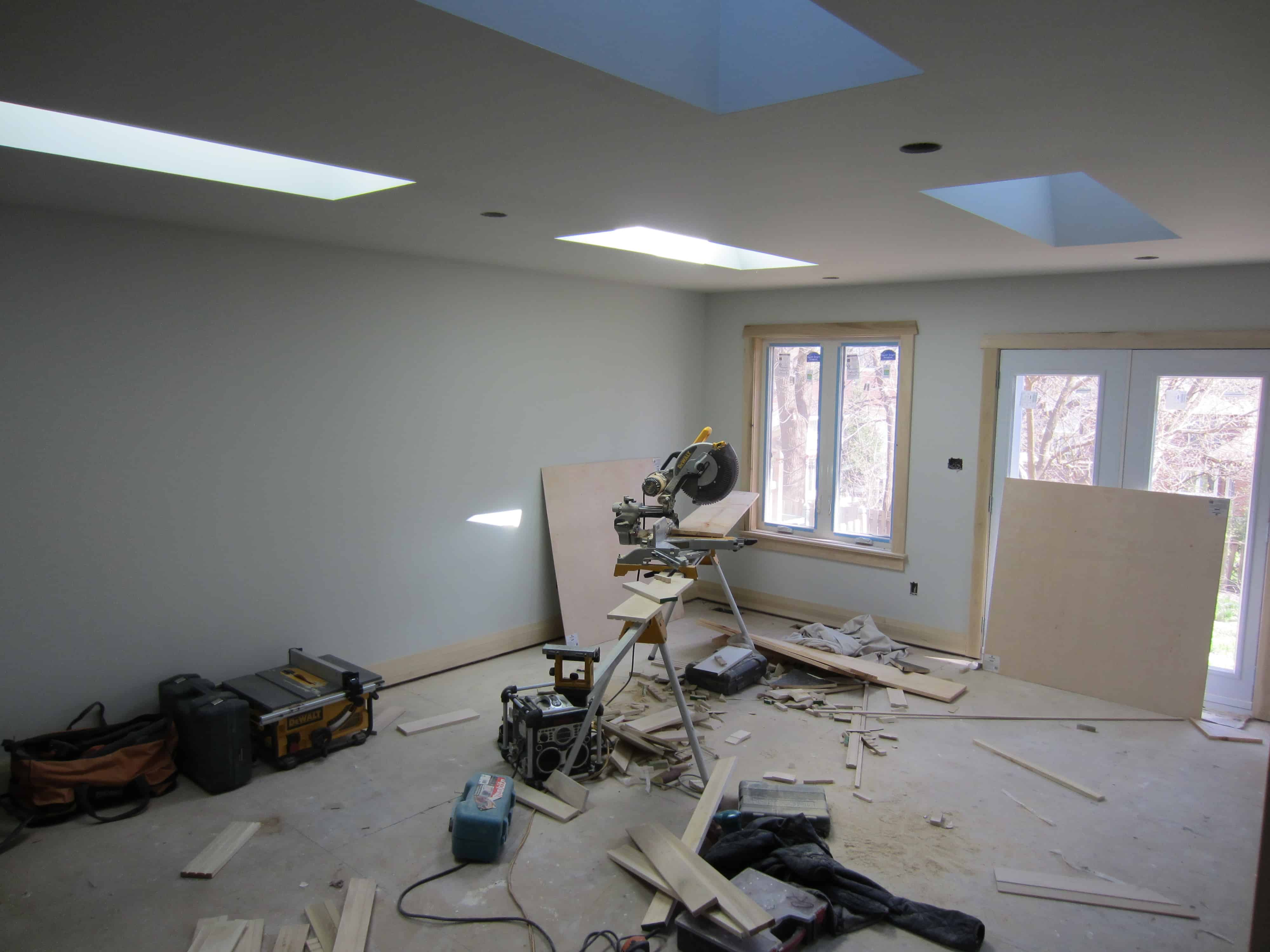 Carpenters in Mississauga and Toronto