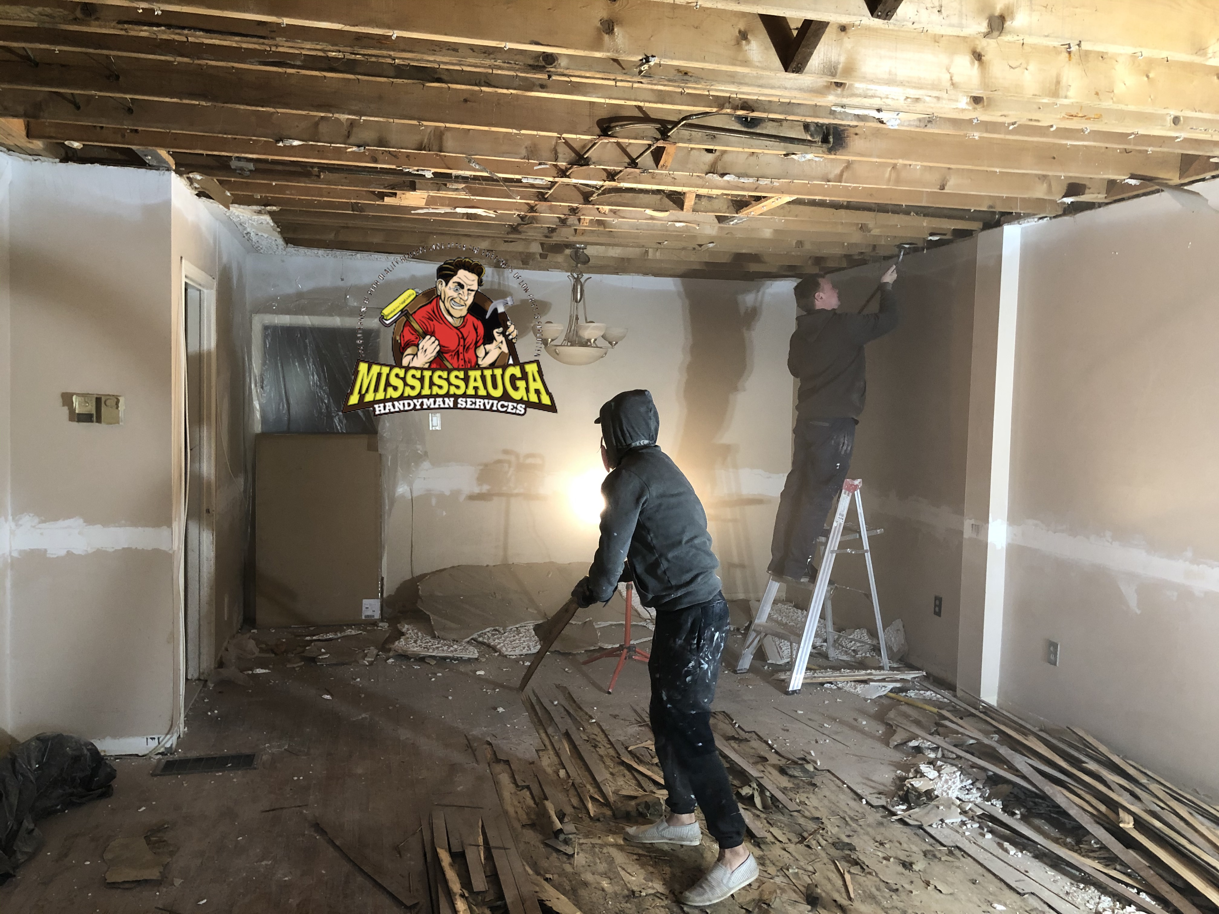 Mississauga painting and drywall