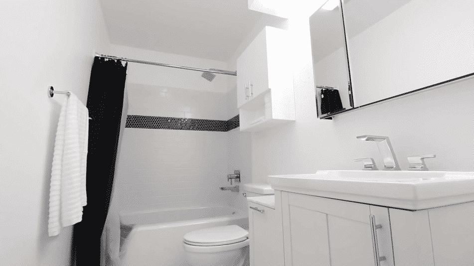 Bathroom modernizer's