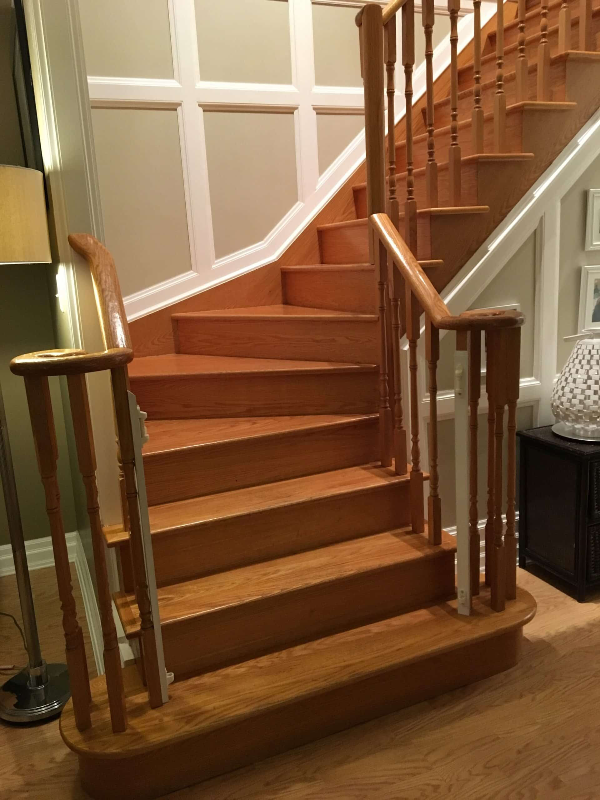 Staircase painters