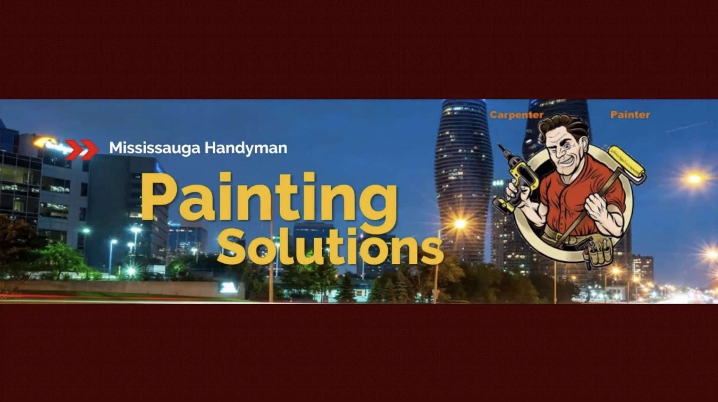 Painting contractor in Mississauga